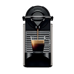 Nespresso® Pixie Espresso Machine by Breville in Titan Black