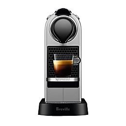 Nespresso® CitiZ by Breville Espresso Maker in Silver