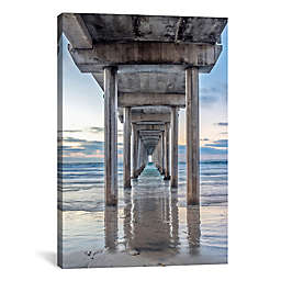 iCanvas Support Pillars Canvas Wall Art