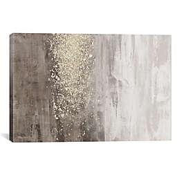 iCanvas Jennifer Goldberger Glitter Rain II Canvas Wall Art