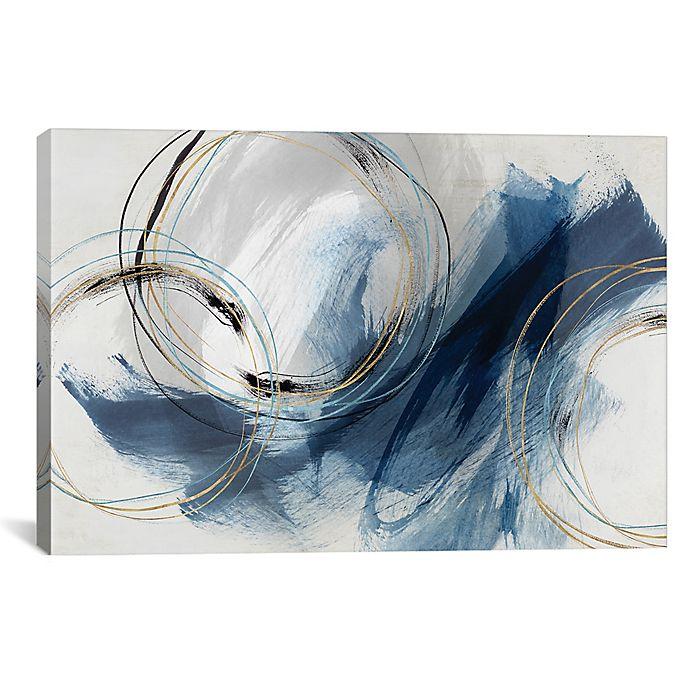 Alternate image 1 for iCanvas Isabelle Z Detour Canvas Wall Art