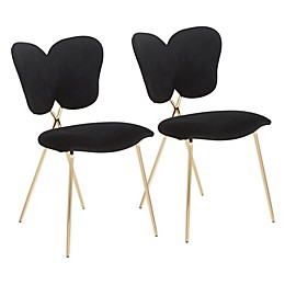 LumiSource® Madeline Dining Chairs (Set of 2)