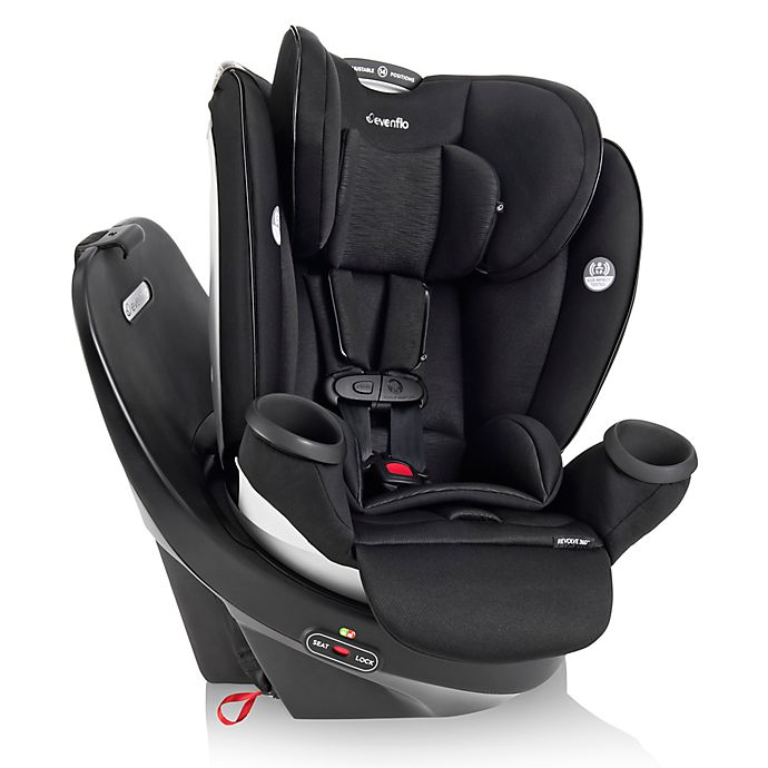Alternate image 1 for Evenflo GOLD Revolve 360 Rotational All-In-One Convertible Car Seat