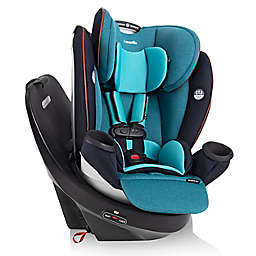 Evenflo GOLD Revolve 360 Rotational All-In-One Convertible Car Seat in Sapphire Blue