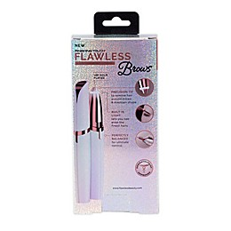 Finishing Touch® Flawless™ Facial Hair Remover in White Glitter/Rose Gold