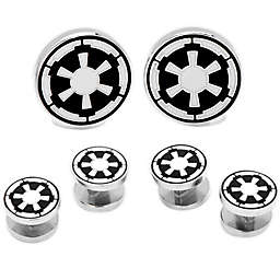 Star Wars™ Imperial Empire Tuxedo Cufflinks and Stud Set