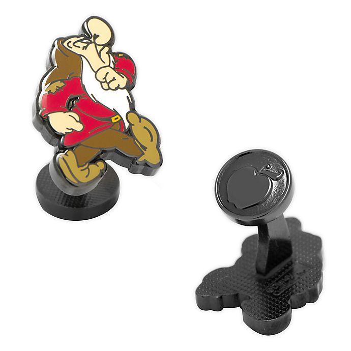 Alternate image 1 for Disney® Grumpy Dwarf Cufflinks