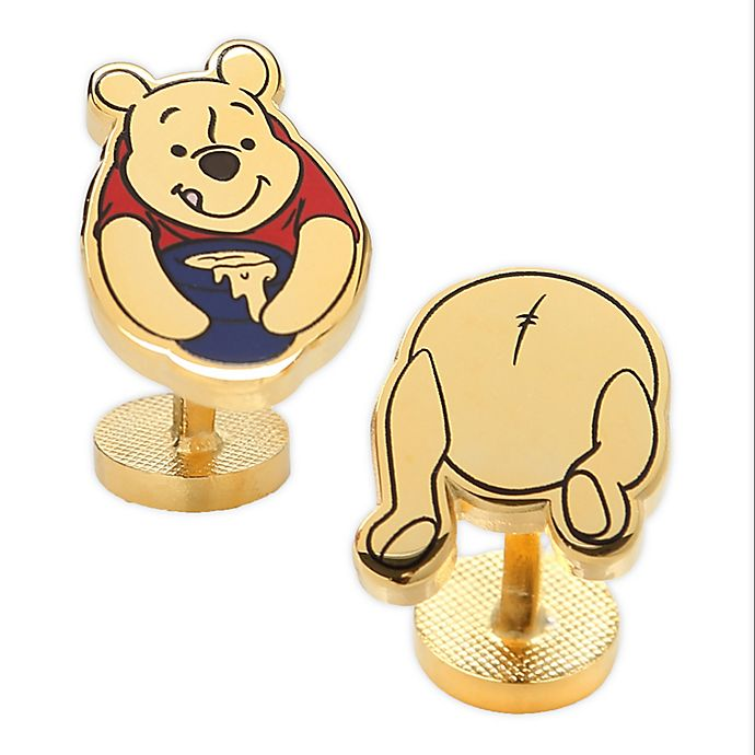 Alternate image 1 for Disney® Winnie the Pooh Cufflinks
