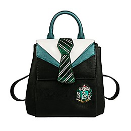 Harry Potter™ Danielle Nicole Slytherin Uniform Backpack in Green