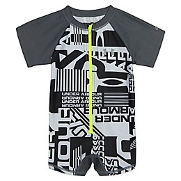 Under Armour® Delayed Sunsuit in Grey