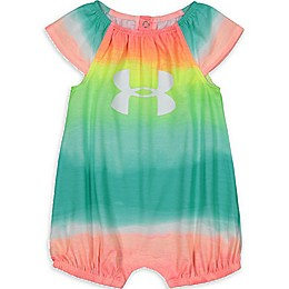 Under Armour® Ombre Logo Romper