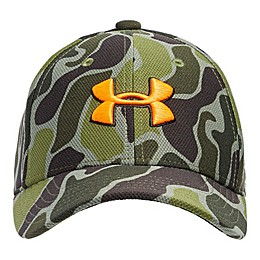 Under Armour® Infant/Toddler Camo Logo Cap