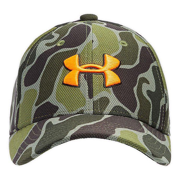 Alternate image 1 for Under Armour® Infant/Toddler Camo Logo Cap