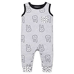 Lamaze® Bunny Organic Cotton Romper in Grey