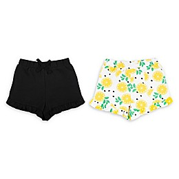 Lamaze® 2-Pack Lemons Organic Cotton Shorts