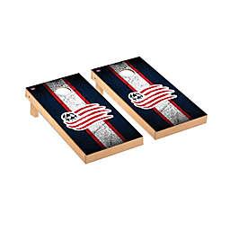 MLS New England Revolution Vintage Cornhole Set