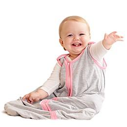 Baby Deedee® Sleep Nest® Lite in Heather Grey Bubble Gum
