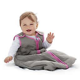 Baby Deedee® Sleep Nest® Size 6-18 Months in Slate Hot Pink