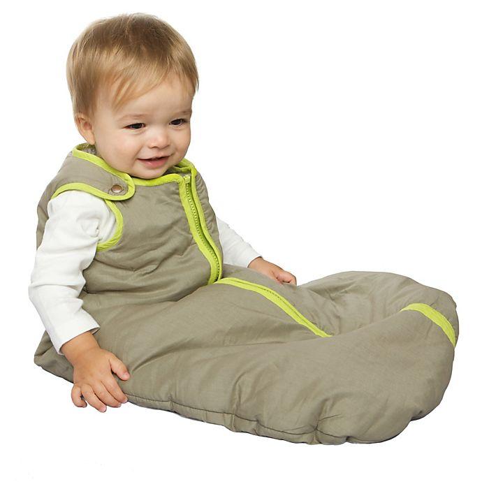 Alternate image 1 for Baby Deedee® Sleep Nest® Size 18-36 Months in Khaki