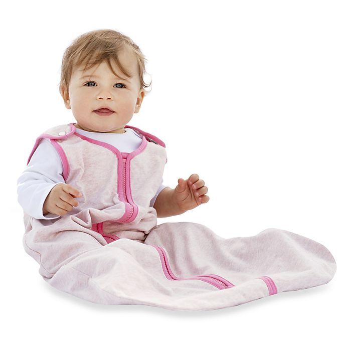 Alternate image 1 for Baby Deedee® Sleep Nest® Lite in Heather Pink