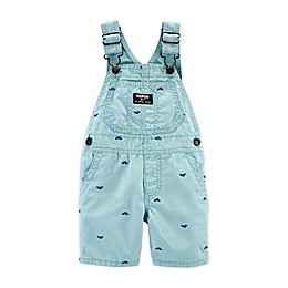 OshKosh B'gosh® Embroidered Shortall