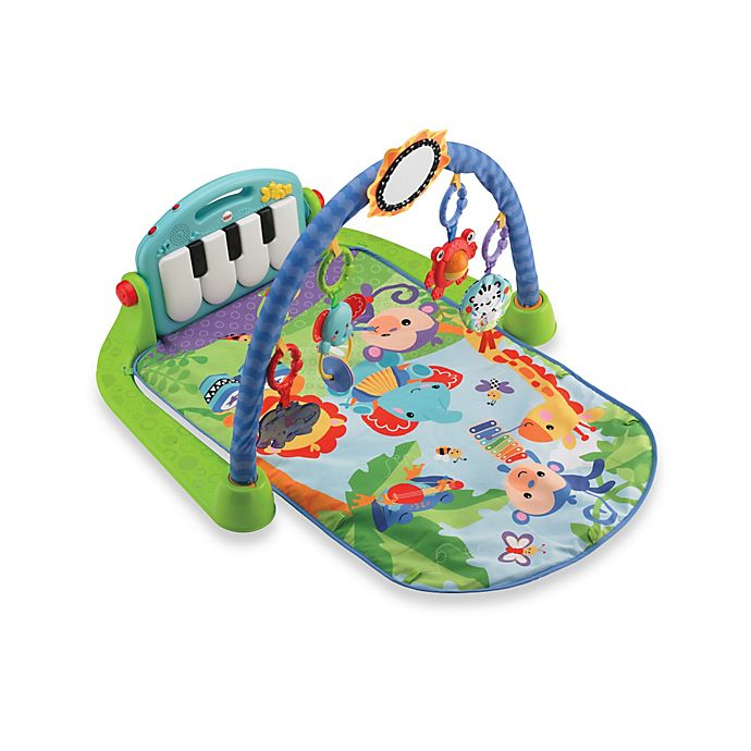 Alternate image 1 for Fisher-Price® Kick and Play Piano Gym