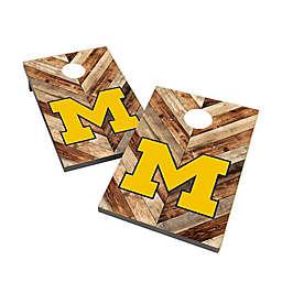 University of Michigan Cornhole Bag Toss Set