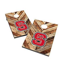 North Carolina State University Cornhole Bag Toss Set