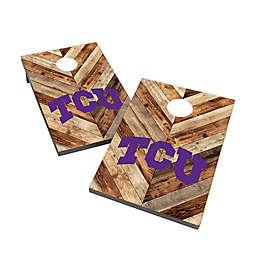 Texas Christian University Cornhole Bag Toss Set