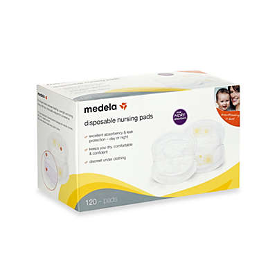 Medela® Disposable Nursing Pads (120-pack)