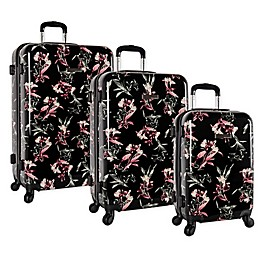 Vince Camuto® Maybel Lilies Hardside Spinner Luggage Collection