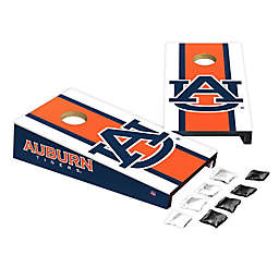 Auburn University Desktop Cornhole Bag Toss Set