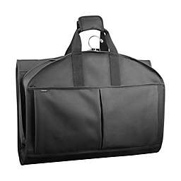 WallyBags® 48-Inch Garment Bag in Black