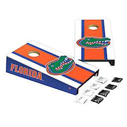 University of Florida Desktop Cornhole Bag Toss Set