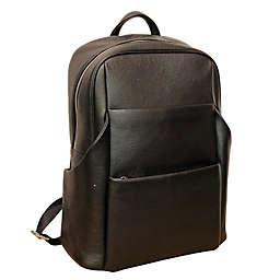 Amerileather Elegant Backpack in Black