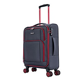 DUKAP® Steam 20-Inch Spinner Carry On Luggage