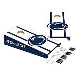 Pennsylvania State University Desktop Cornhole Bag Toss Set