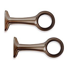 Cambria® Premier Complete Ceiling Mount Bracket in Oil Rubbed Bronze (Set of 2)