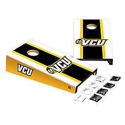Virginia Commonwealth University Desktop Cornhole Bag Toss Set