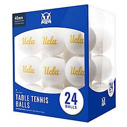 UCLA 24-Count Table Tennis Balls