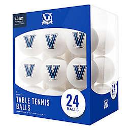 Villanova University 24-Count Table Tennis Balls