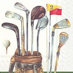 Boston International Golf Cocktail Napkins (Set of 20)