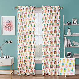 Waverly® Fineapple Rod Pocket Room Darkening Window Curtain Panel (Single)