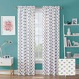 Waverly® Life Is Sweet Rod Pocket Room Darkening Window Curtain Panel