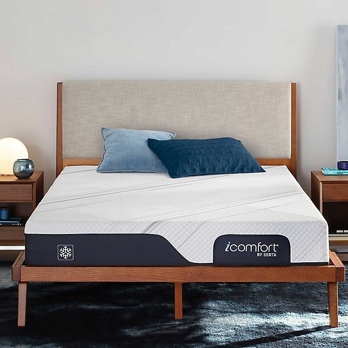 "iComfort® by Serta® CF1000 10"" Medium Mattress | Bed Bath & Beyond"