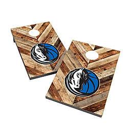 NBA Dallas Mavericks Cornhole Bag Toss Set