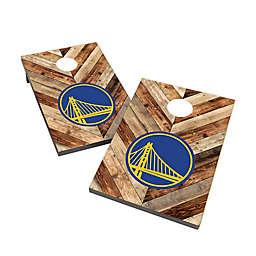 NBA Golden State Warriors Cornhole Bag Toss Set