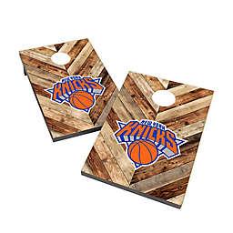 NBA New York Knicks Cornhole Bag Toss Set