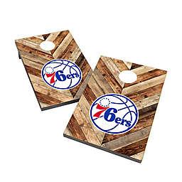 NBA Philadelphia 76ers Cornhole Bag Toss Set