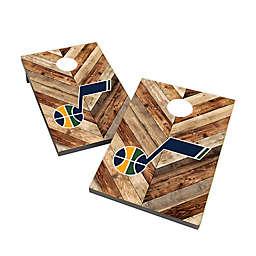 NBA Utah Jazz Cornhole Bag Toss Set